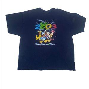 Vintage Disney Dreams Florida 2003 t shirt
